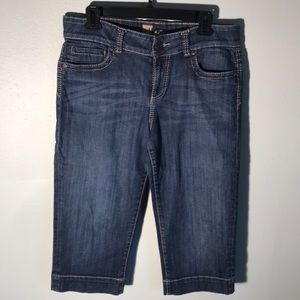Kut from the Kloth jean capri pant size 12